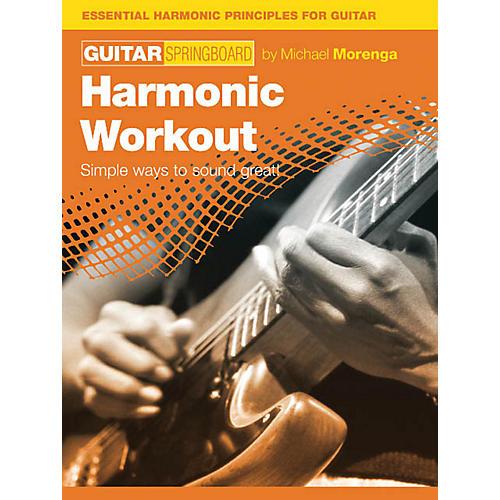 Boston Music Harmonic Workout Music Sales America Series Softcover Written by Michael Morenga