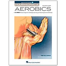 Hal Leonard Harmonica Aerobics 42-Week Workout Program Book/Audio Online