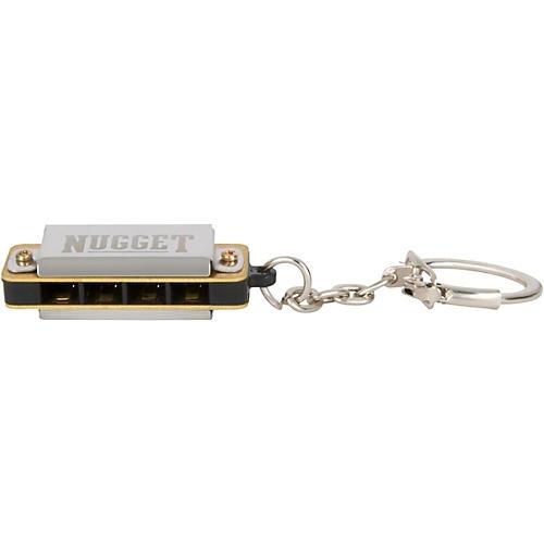 Silver Creek Harmonica Key Chain