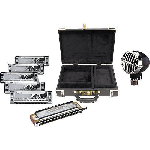 HarmonicaLessons.com HarmonicaLessons.com Super Starter Harmonica Package
