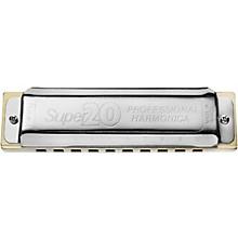 Harmonicas 8020 Super 20 Diatonic Harmonica B
