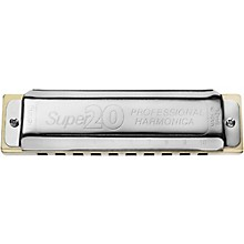 Harmonicas 8020 Super 20 Diatonic Harmonica Bb