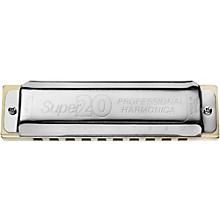 Harmonicas 8020 Super 20 Diatonic Harmonica D