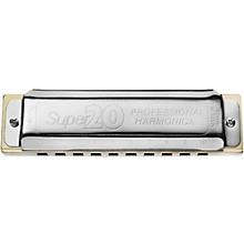 Harmonicas 8020 Super 20 Diatonic Harmonica F