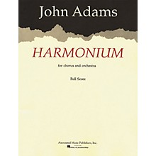 Associated Harmonium (Full Score) Score composed by John Adams