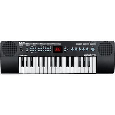 Alesis Harmony 32 32-Key Portable Keyboard With Built-In Speakers