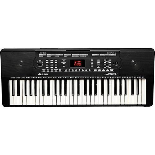 Alesis Harmony 54 54-Key Portable Keyboard with Built-In Speakers