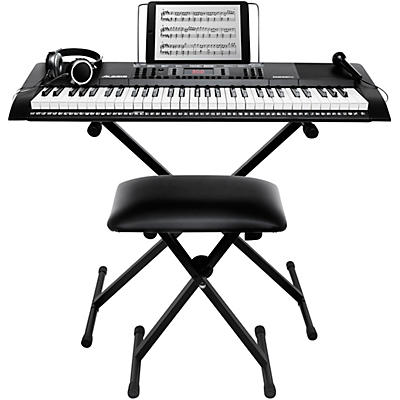 Alesis Harmony 61 MKII 61-Key Keyboard with Stand and Bench