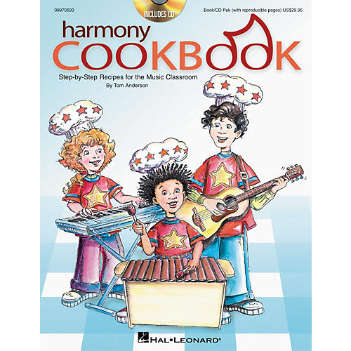 Hal Leonard Harmony Cookbook