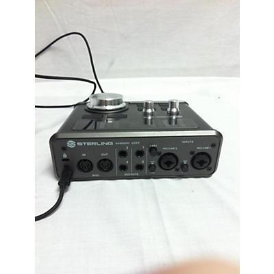 Sterling Audio Harmony H224 Audio Interface