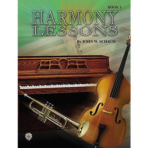 Alfred Harmony Lessons Book 1 (Note Speller 3)