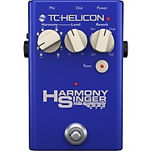 Open BoxTC Helicon Harmony Singer 2 Effects Pedal
