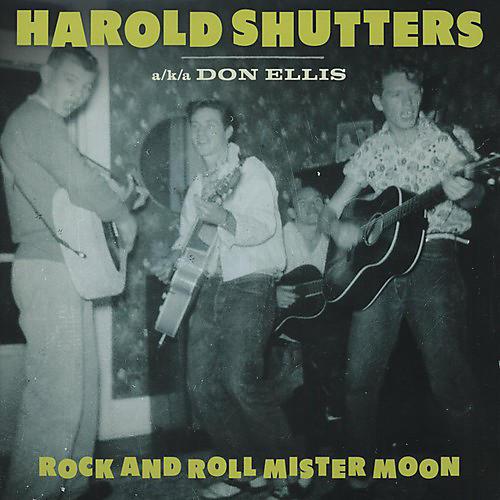 Alliance Harold Shutters - Rock & Roll Mister Moon