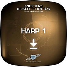Vienna Instruments Harp I Upgrade To Full Library