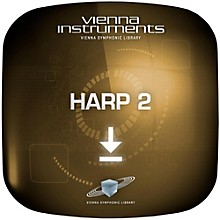 Vienna Instruments Harp II Upgrade To Full Library