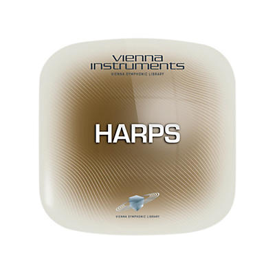 Vienna Instruments Harps Full Library (Standard + Extended) Software Download