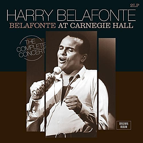 Alliance Harry Belafonte - Belafonte At Carnegie Hall