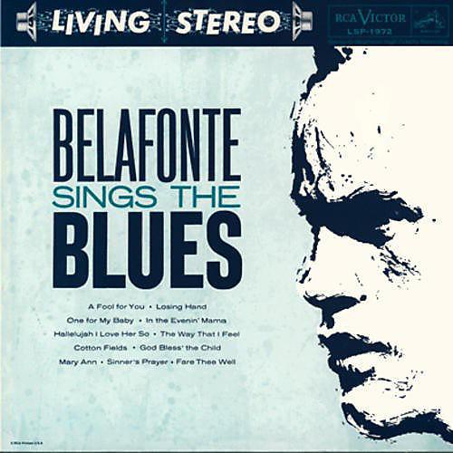 Alliance Harry Belafonte - Belafonte Sings the Blues