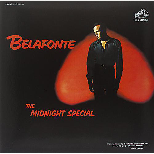 Alliance Harry Belafonte - Midnight Special