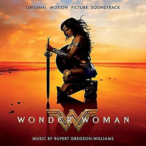Alliance Harry Gregson-Williams - Wonder Woman (Original Motion Picture Soundtrack)