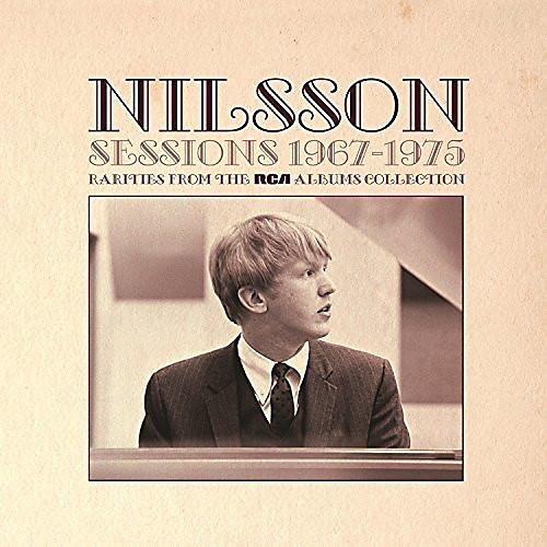 Alliance Harry Nilsson - Sessions 1967-1975: Rarities from RCA Albums Coll