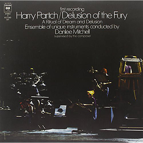Alliance Harry Partch - Delusion of the Fury
