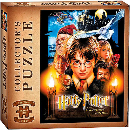 USAOPOLY Harry Potter and the Sorcerer's Stone Puzzle