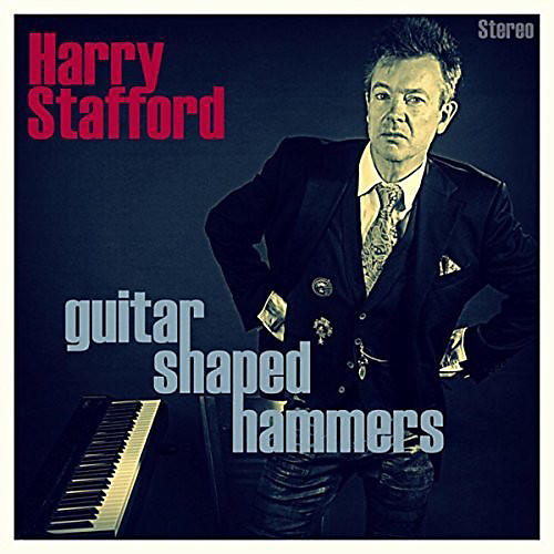Alliance Harry Stafford - Guitar Shaped Hammers