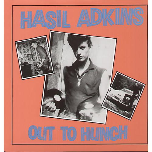 Alliance Hasil Adkins - Out to Hunch