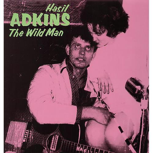 Alliance Hasil Adkins - Wildman