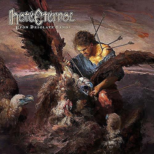 Alliance Hate Eternal - Upon Desolate Sands