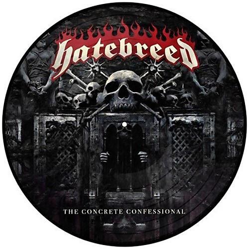 Alliance Hatebreed - The Concrete Confessional