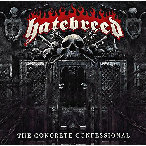 Alliance Hatebreed - The Concrete Confessional