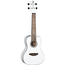 Luna Guitars Hau Snow Concert Ukulele