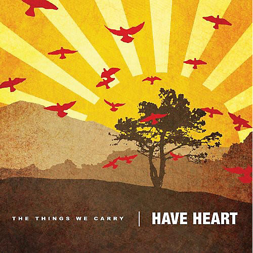 Alliance Have Heart - The Things We Carry