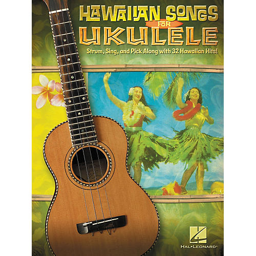 Hal Leonard Hawaiian Songs For Ukulele