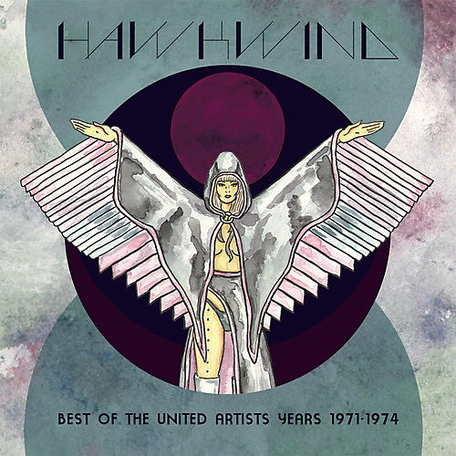 Alliance Hawkwind - Best Of The United Artists Years: 1971-1974