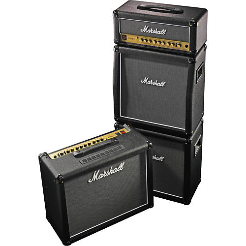 Marshall Haze MHZ15 and MHZ112 Half Stack