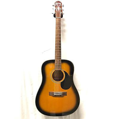 Crafter Guitars Hd-24/tS Acoustic Guitar