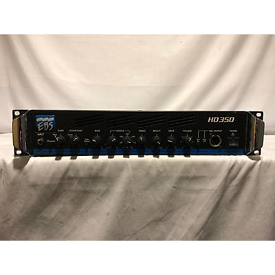 EBS Hd350 Bass Amp Head