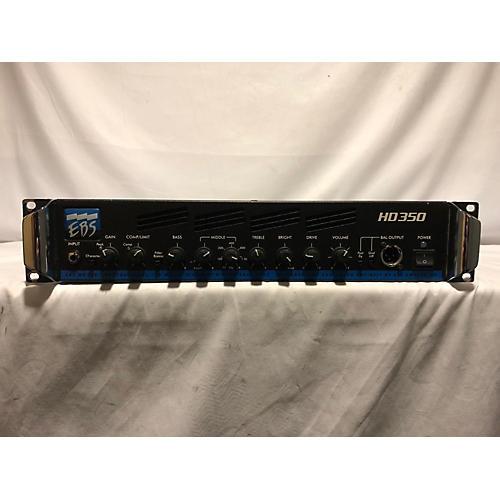 EBS Hd350 Bass Amp Head