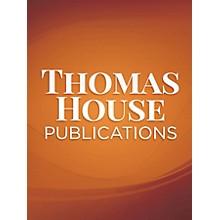 Hal Leonard He Who Keeps Watch Over-satb SATB