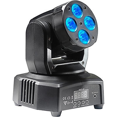 Stagg HeadBanger 8 Moving-Head RGBW LED Light