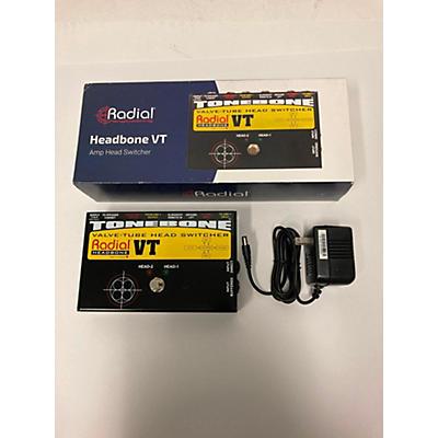 Radial Engineering Headbone VT Amp Head Switcher Pedal