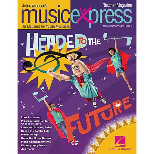 Hal Leonard Headed to the Future Vol. 16 No. 6 PREMIUM COMPLETE PAK by Rachel Platten Arranged by Emily Crocker