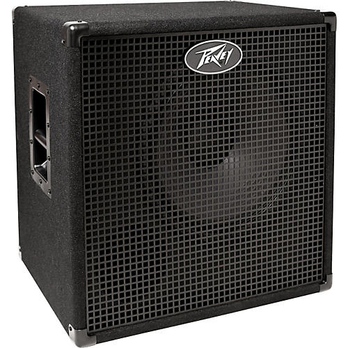 peavey headliner 115 1x15 bass speaker cabinet musician 39 s friend. Black Bedroom Furniture Sets. Home Design Ideas