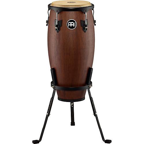 Meinl Headliner Designer Wood Conga with Basket Stand Vintage Wine Barrel 11 in.
