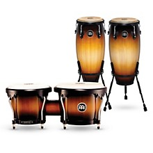 Headliner Series Conga Set with Free Matching Bongos Vintage Sunburst