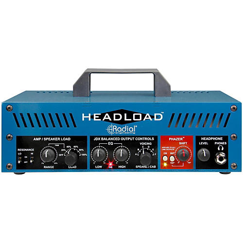 Radial Engineering Headload Guitar Amp Load Box 16 ohms