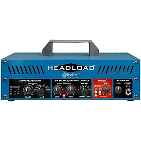 radial engineering headload guitar amp load box musician 39 s friend. Black Bedroom Furniture Sets. Home Design Ideas